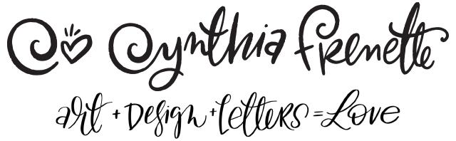 Cynthia Frenette Logo