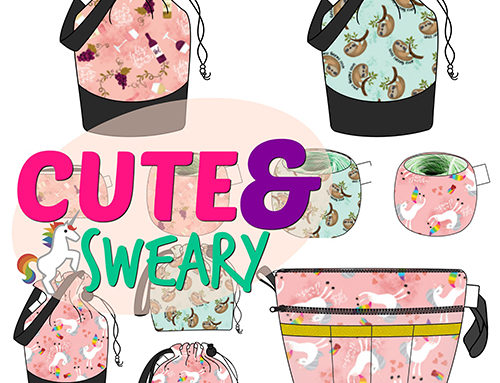 A Perfectly Crafty Cute + Sweary Combo You Won't Wanna Miss!