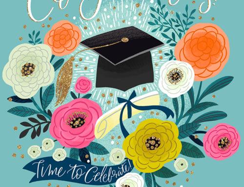 Congratulations Grad Floral