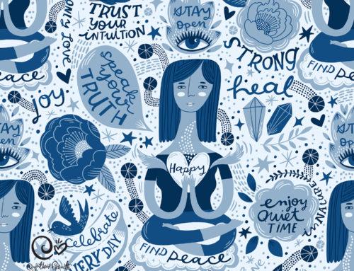 My Blue Mantras