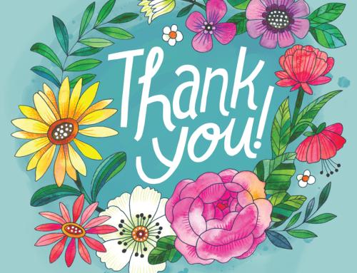 Thank you #gratitude